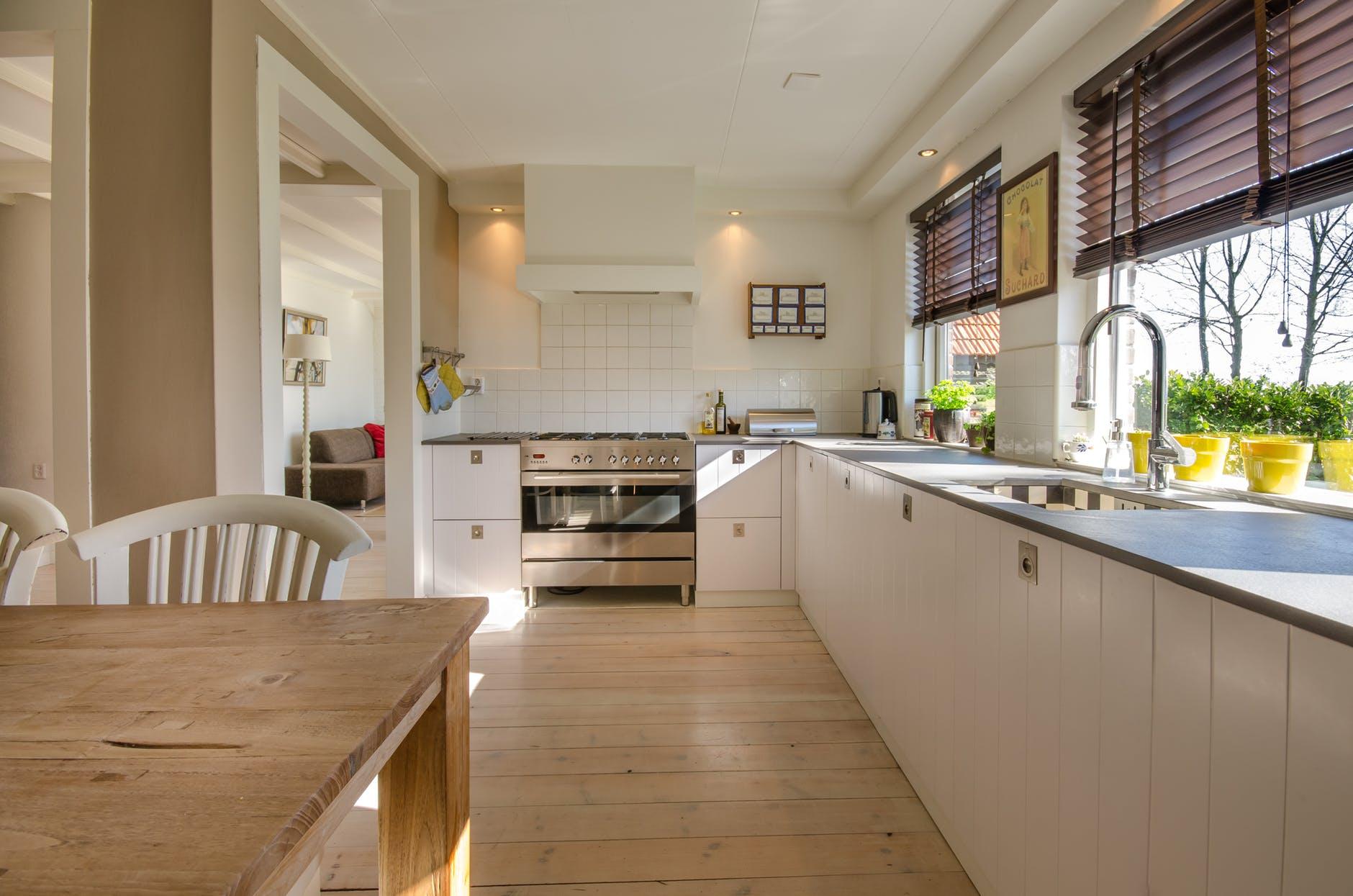 7 kitchen stove sink kitchen counter 349749