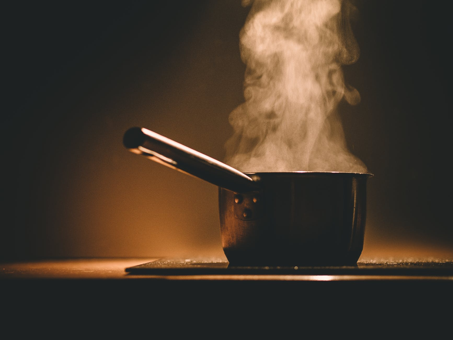 food pot kitchen cooking